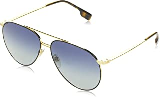 Burberry Sunglass For Women, Oval, Be4258 36791354 - Brown