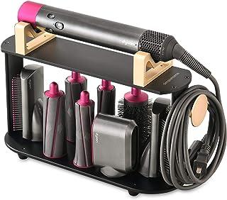simpletome Förvaringsstativhållare för Dyson Airwrap komplett Styler robust med halkfritt gummi (aluminiumlegering)