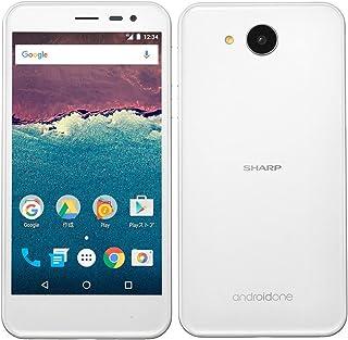 507SH Android One ワイモバイル ホワイト