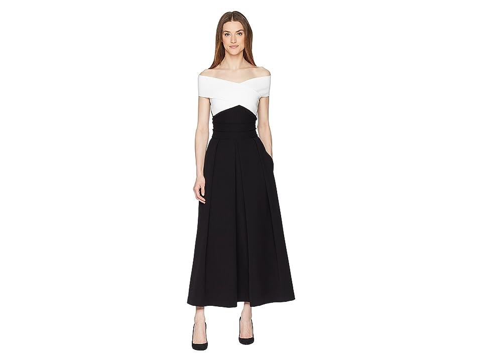 Preen by Thornton Bregazzi Virginia Dress (Black/White) Women