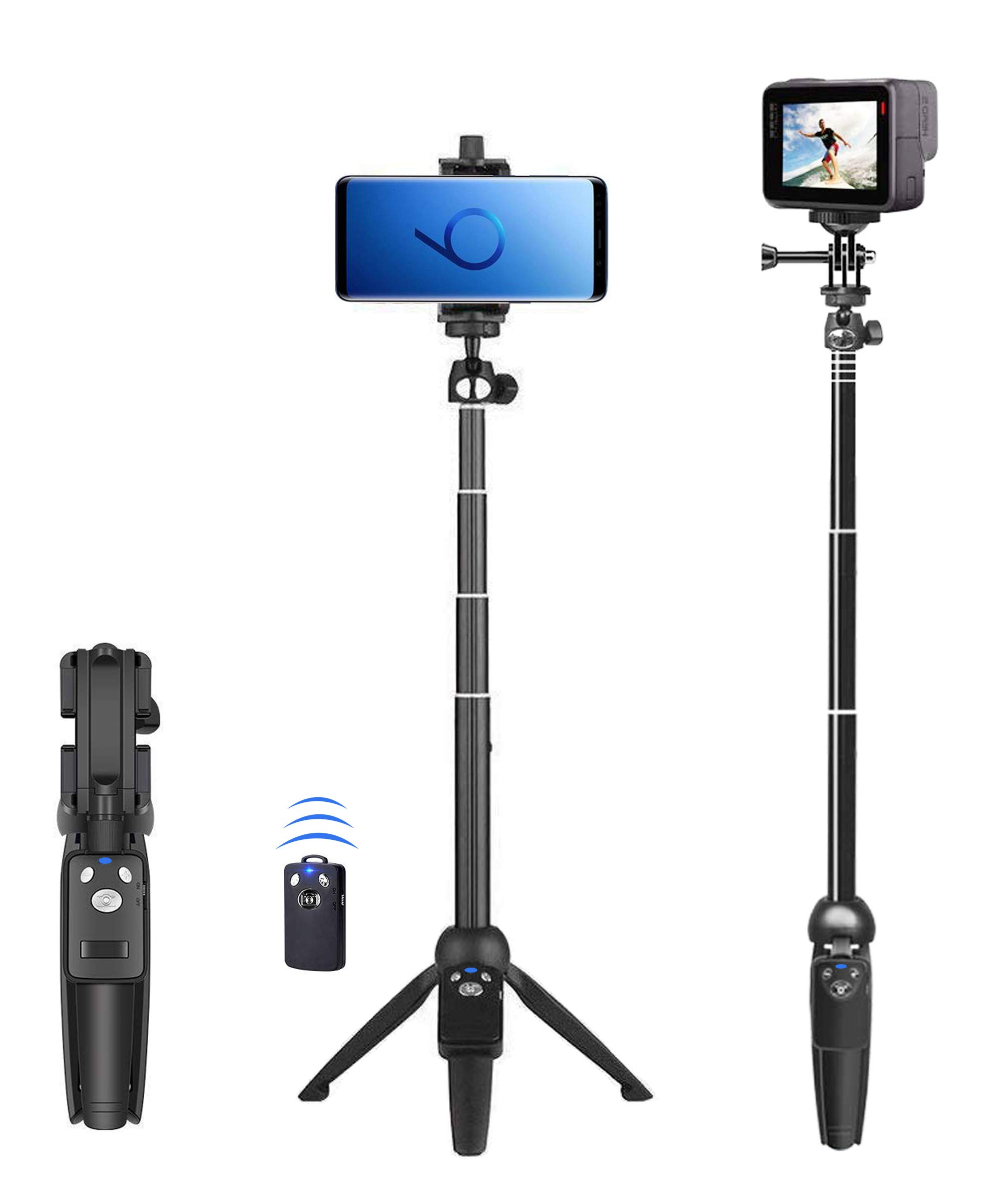 Extendable Wireless Shutter Compatible Android