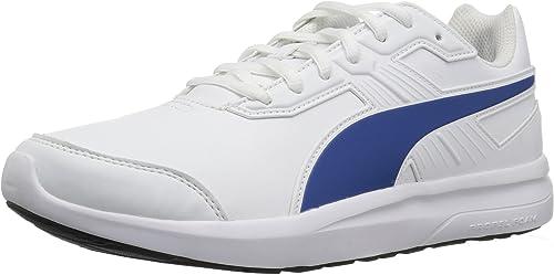 Dude zapatos Men's Wally Sox Knit gris Azur
