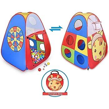 KINDERZELTE MIT SPIELTUNNEL von Toys R Us Indoor und Outdoor