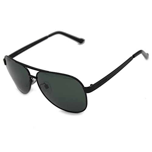 b94deecb706 VEITHDIA 3152 High Grade Classic Polarized Aviator Sunglasses 100% UV  Protection