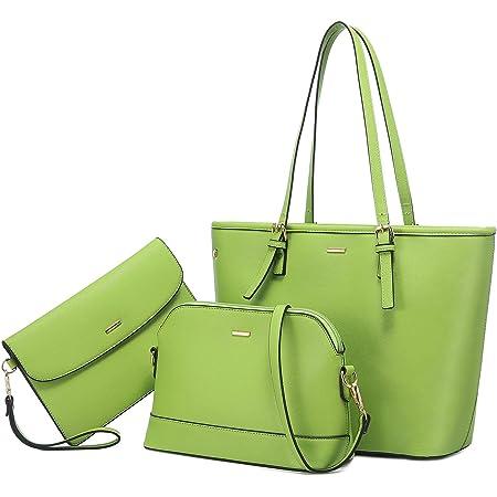 LOVEVOOK Handtasche Damen Gross Handtaschen Set Taschen groß Handtaschen für Frauen Damen-henkeltaschen Shopper Schultertasche