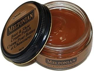 Meltonian Shoe Cream, 1.55 Oz, Cognac