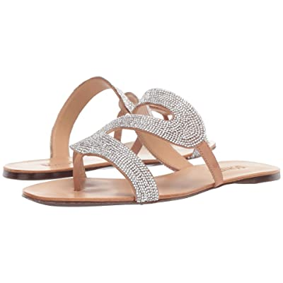 Schutz Noemi (Crystal/Honey Beige) Women