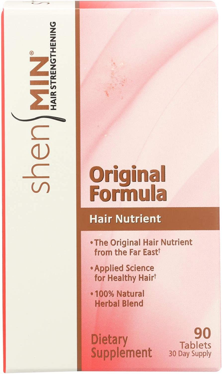 Shen Min Hair Nutrient NEW Max 84% OFF before selling ☆