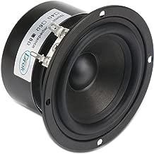 DROK 15W 3 Inches Round Tweeter Speakers Antimagnetic 8 Ohm HiFi Full-Range Speaker Strong Interference Immunity for DIY Loudspeaker Box Audio Speaker