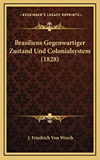 Brasiliens Gegenwartiger Zustand Und Colonialsystem (1828)