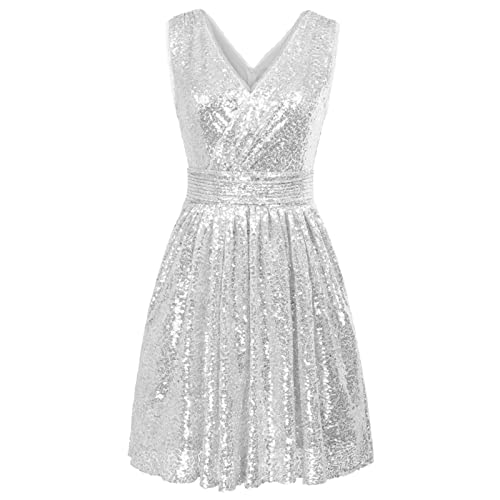 Sequins Bridesmaid Dresses | Sparkle Bridesmaid Dresses Amazon Com