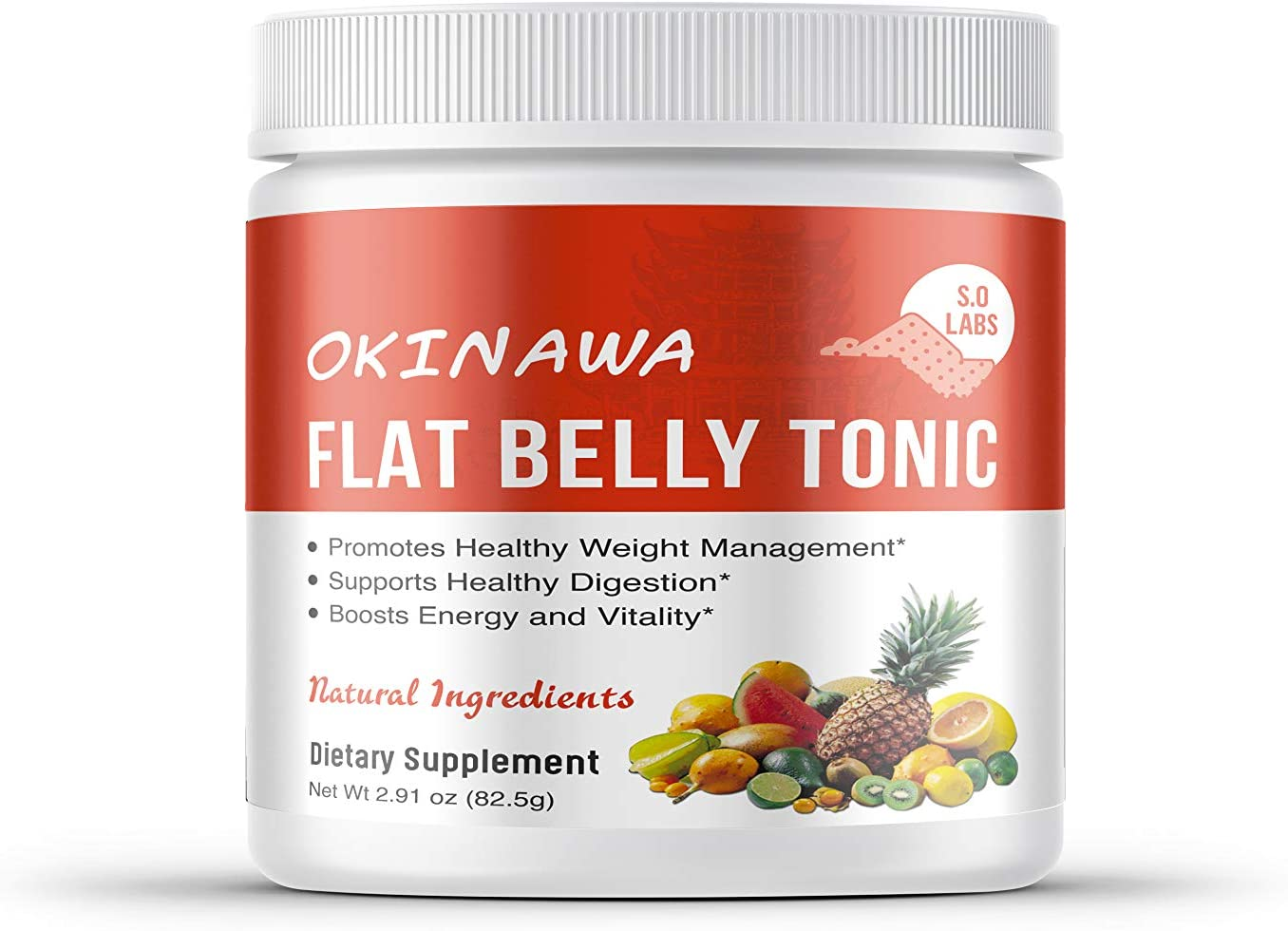 Amazon.com: Okinawa Flat Belly Tonic : Everything Else