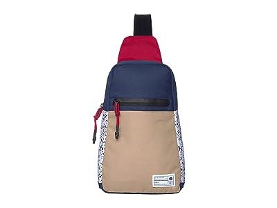 HEX Aspect Shoulder Bag (Khaki/Multi) Backpack Bags