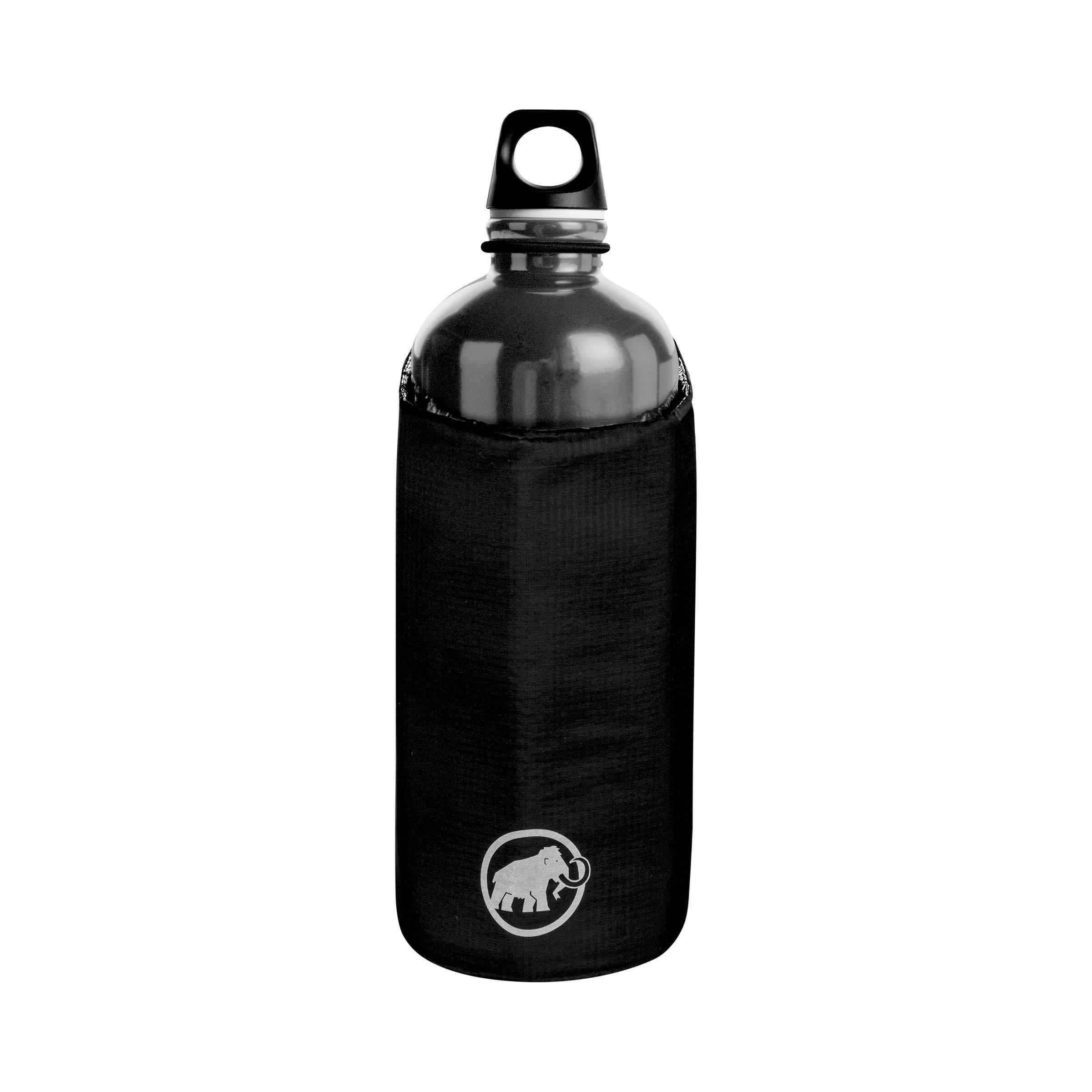 Mammut Uni Flaschenhalterung Add-on bottle holder insulated, schwarz, M