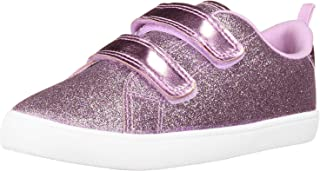 Kids Girl's Darla Casual Sneaker with Double Adjustable Strap