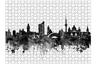 artboxONE Ravensburger-Puzzle L (500 Teile) Städte Leipzig