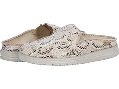 Hey Dude Lexi (Leopard Beige) Women