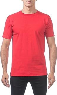Pro Club Men`s Comfort Cotton Short Sleeve T-Shirt