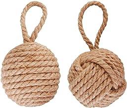 Esschert LH162 deurstopper touw gesorteerd, veters, 14 x 13 x 13 cm