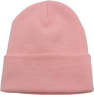 Best light pink knit beanie Reviews