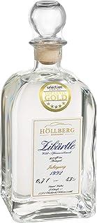 Zibärtle CarréHöllberg 43% vol, Jahrgang 1992, 0.7l - höchste internationale Auszeichnung Gold Top Level