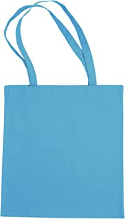 "Jassz Bags""Beech"" Cotton Large Handle Shopping Bag/Tote (Pack of 2)"