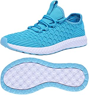 WoomuZon Women's Lightweight Casual Walking Shoes Fashion Sneakers Running Shoes