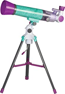 Educational Insights Nancy B`s Science Club MoonScope, Telescope for Kids, Great to Explore Space, Moon, & Stars