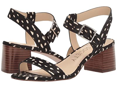 SOLE / SOCIETY Saumya (Black/Cream) Women