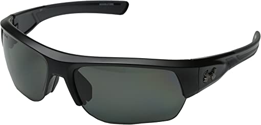 Storm ANSI Satin Black/Charcoal Gray Frame/Gray Polarized Lens