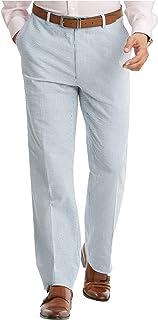 $280 Tommy Hilfiger 34w 32l Men/'S Gray Modern Fit Solid Wool Suit Trousers Pants