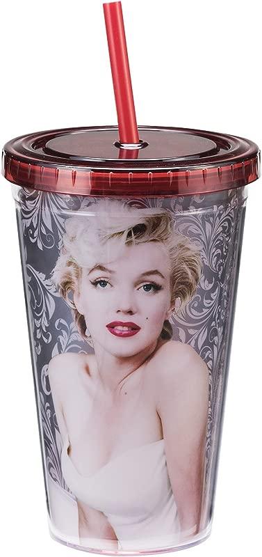Marilyn Monroe 18 Oz Acrylic Travel Cup 70014