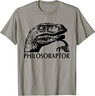 Best philosoraptor t shirt Reviews