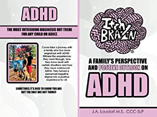 Itchy Brain : A family's perspective and positive outlook on ADHD (English Edition)