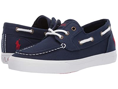 Polo Ralph Lauren Kids Bridgeport (Big Kid) (Navy Heavy Twill/Red Pony) Kid