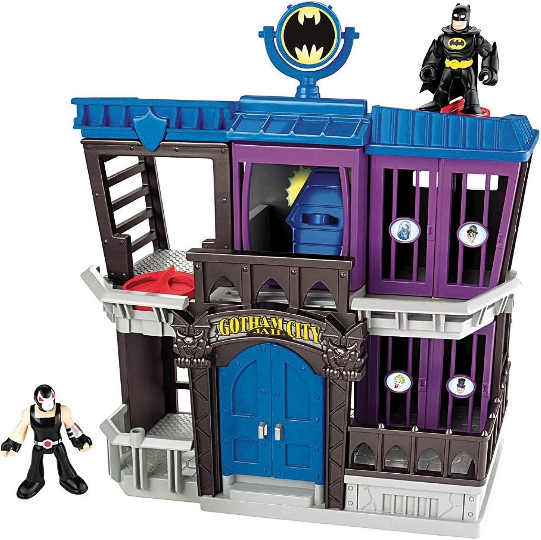 de moda Mattel Imaginext X6341 X6341 X6341 - Cárcel De Gotham  Venta en línea precio bajo descuento
