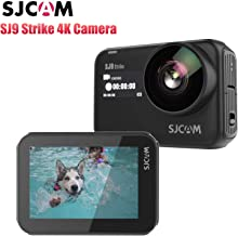 Navitech 60-in-1 Action Camera Accessories Combo Kit with EVA Case Compatible with The SJCAM SJ8 Action Camera