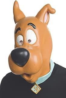 scooby doo costume mask