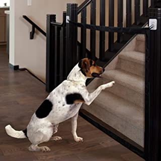 Magic Gate Pet Safety Gate Portable Folding Guard Fits Spaces Between 34