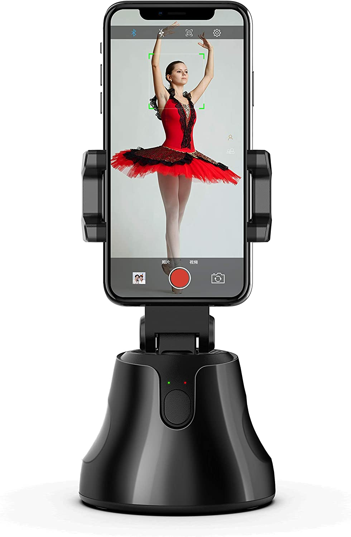 Selfie Stick 360° online shopping SALENEW very popular Rotation Smart Cam Following Robot Shooting