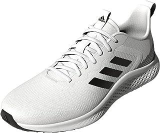 adidas Fluidstreet Herren Sportschuh in Weiß, Größe