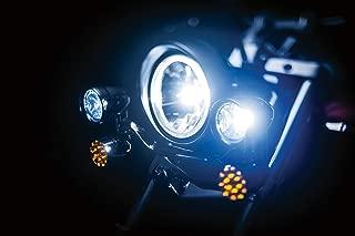 Kuryakyn 5001 Motorcycle Lighting Accessory: Constellation Driving Light Bar with Turn Signal/Blinker Lights,  Chrome