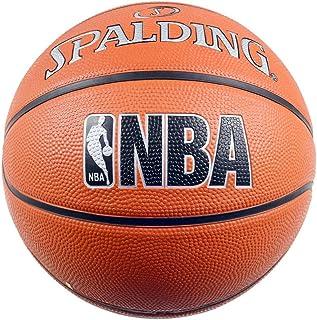 斯伯丁SPALDING篮球 青少年篮球 室内外通用6?#25490;?#23376;橡胶篮球 83-420Y
