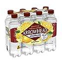 Arrowhead Sparkling Water, Lively Lemon, 16.9 oz. Bottles (Pack of 8)