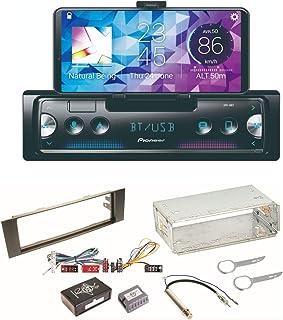 Pioneer DMH-G220BT Bluetooth USB MP3 Autoradio Einbauset für Audi A3 8P 8PA