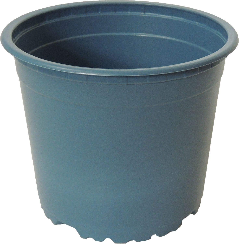 Fuchs seit 1895 10 STK G/ärtnertopf Nachhaltiger Blumentopf Containertopf Circular Blue aus Recyclingmaterial Pflanztopf Durchmesser:9 cm