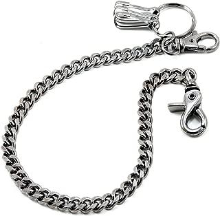 DoubleK Basic Strong Leash Biker Trucker Key Jean Wallet Chain (17
