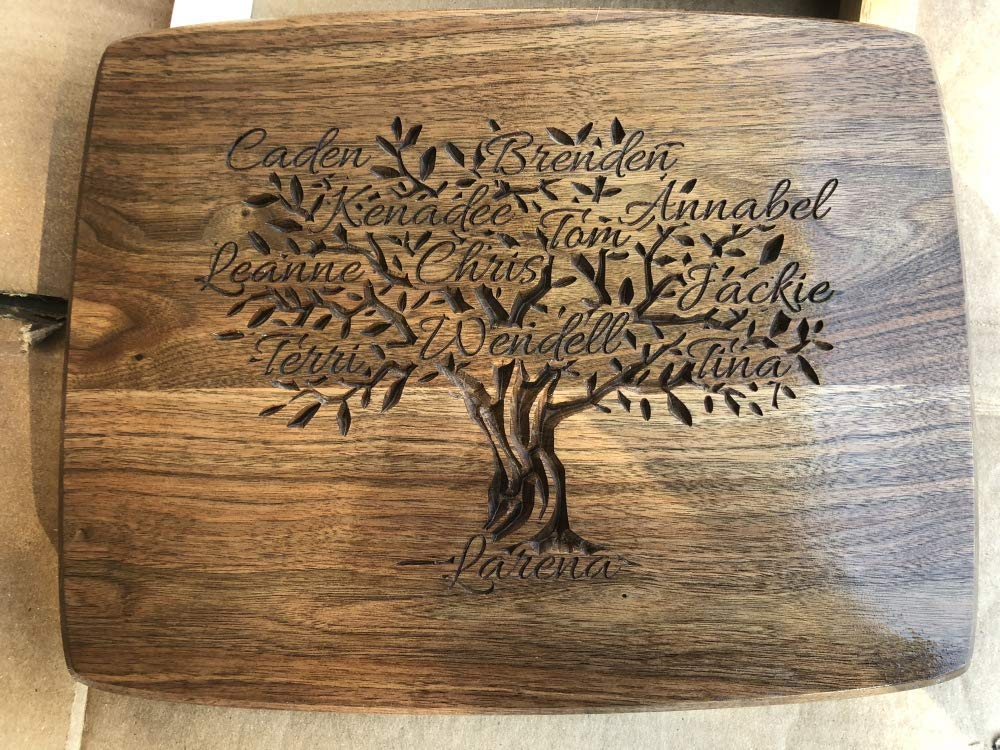 Family Tree Board Excellent wholesale