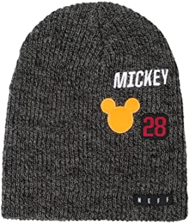 85f7d0ad347 FREE Shipping. Neff Boys  Disney Mickey Mouse 28 Daily Beanie
