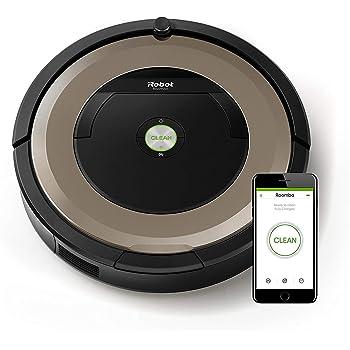 【Amazon.co.jp限定】ルンバ 891 アイロボット ロボット掃除機 wifi対応 遠隔操作 パワフルな吸引力 ラグ 畳などの床に 自動充電 R891060【Alexa対応】